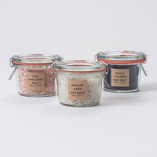 St. Helena Global Salt Trio