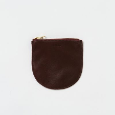 Leather Curve Pouch