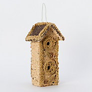 Edible Seed Birdhouse