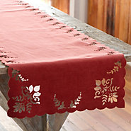 Swedish Christmas Table Runner