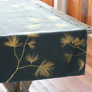 Pine Branch Table Runner