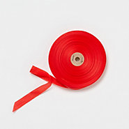 Tailors' Ribbon, Red