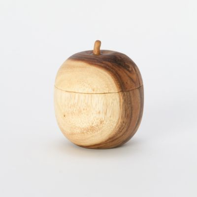 Carved Apple Box