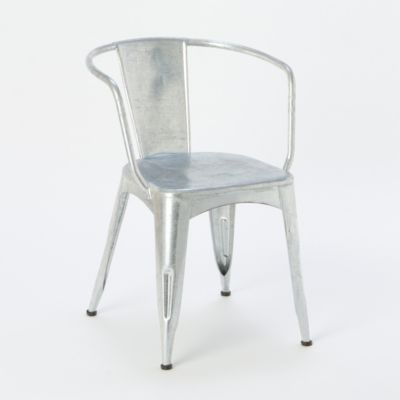 Zinc Cafe Chair