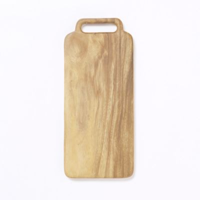 Bleached Acacia Cutting Board
