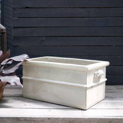 Ceramic Garden Trough