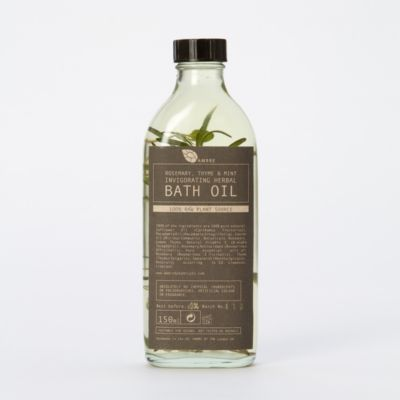 Rosemary, Thyme, & Mint Herbal Oil