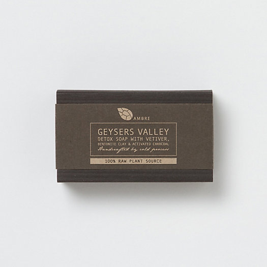 Geysers Valley Detox Soap