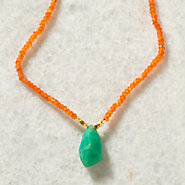 Tropics Necklace, Green