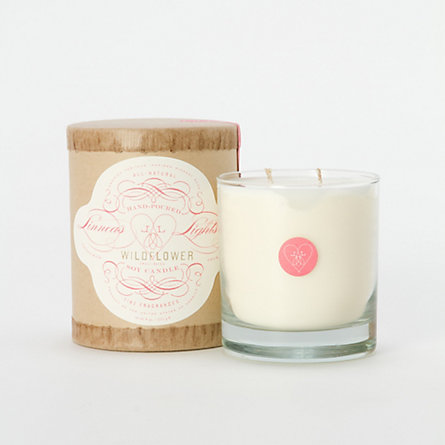 Linnea's Lights Candle, Wildflower