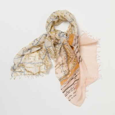 Well-Traveled Scarf