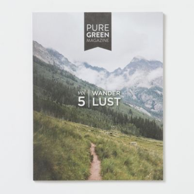 Pure Green Magazine, Volume 5