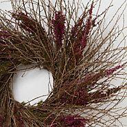 Heather & Olive Wreath