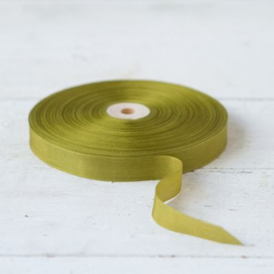 Tailors' Ribbon, Olive