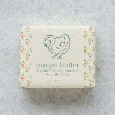 Saipua Mango Butter Soap