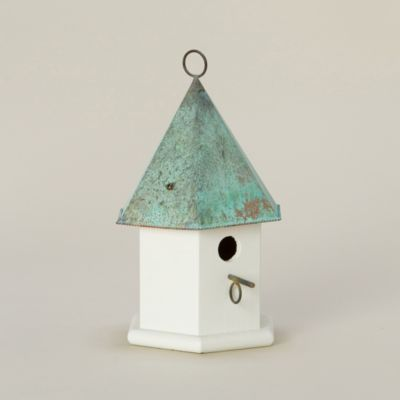 Hexagon Birdhouse