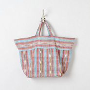 Maya Bay Tote, Red