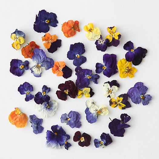 Edible Violas, Small