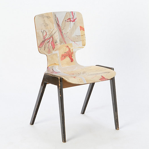 Garden View Chair, Square