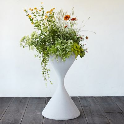 Fiber Spindle Planter