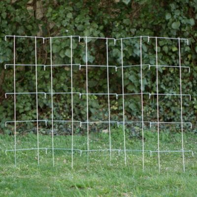 Accordion Garden Fence