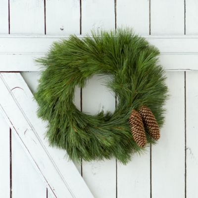 Spruce Forest Wreath