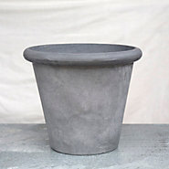 Tapered Fiberclay Pot