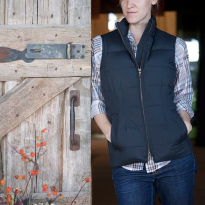 Dubarry Down Vest, Women's
