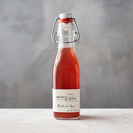 Rhubarb Syrup | Terrain