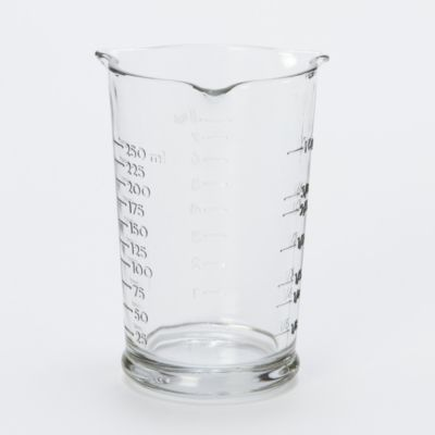 Tri-Pour Measuring Glass