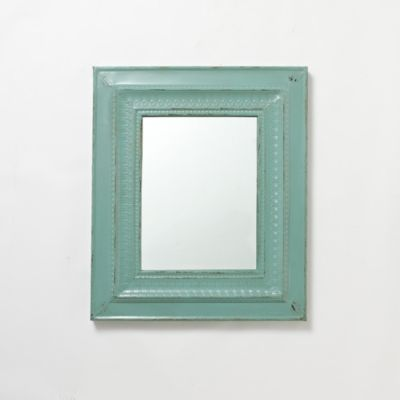 Iron Mirror, Small