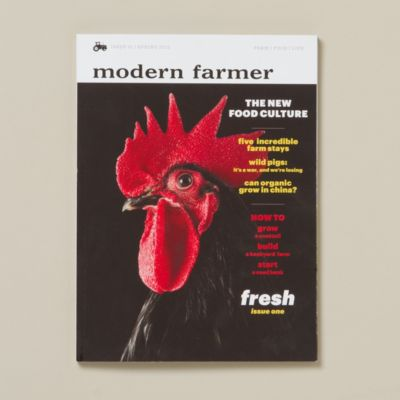 Modern Farmer, Issue 1