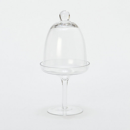 Domed Sweet-Stand Terrarium
