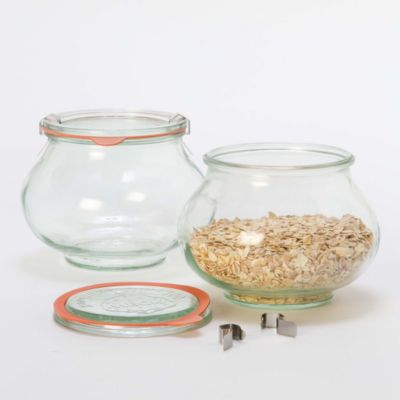 Weck Deco Jar Set