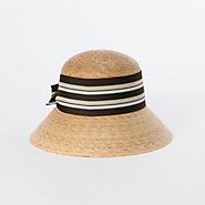 Stacked Stripes Hat