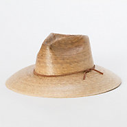 Woven Palm Hat, Men's
