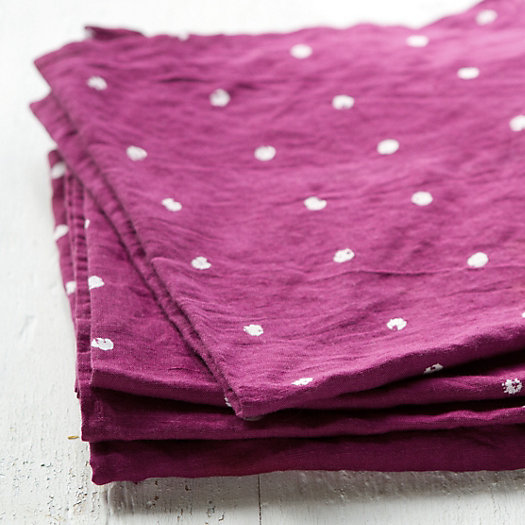 Dotted Napkin