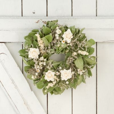 Rose Garden Wreath, Small