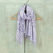 Flower Fields Scarf