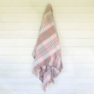Welsh Fringe Heirloom Throw, One-of-a-Kind