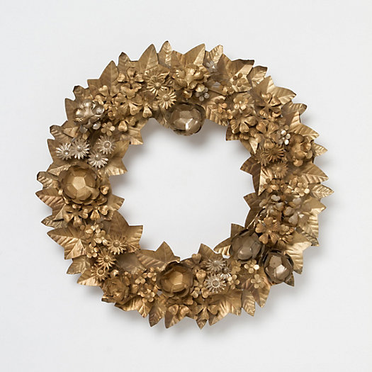 Antique Bloom Wreath