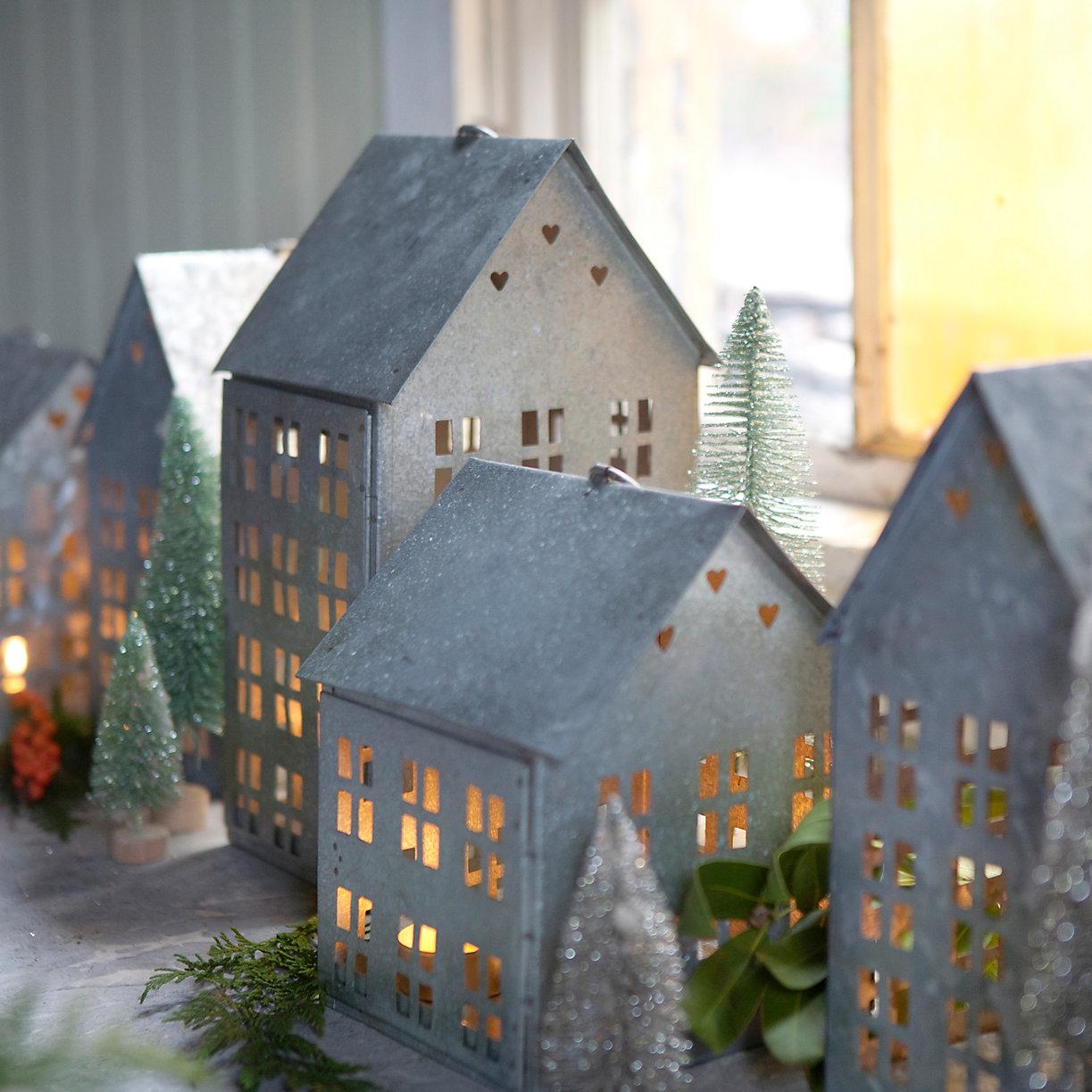 lights village house - photo #6