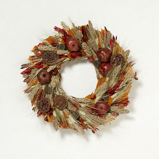 Pomegranate Harvest Wreath
