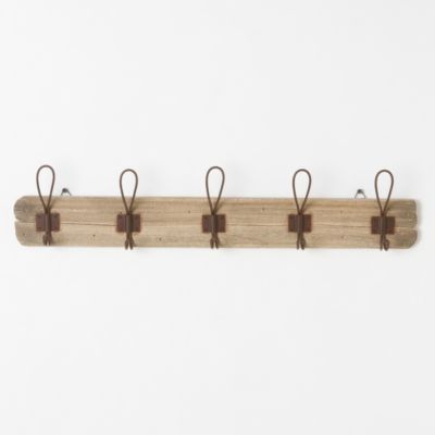 Reclaimed Wooden Rack
