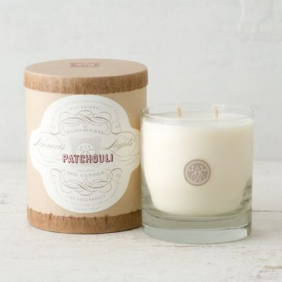 Linnea's Lights Candle, Patchouli