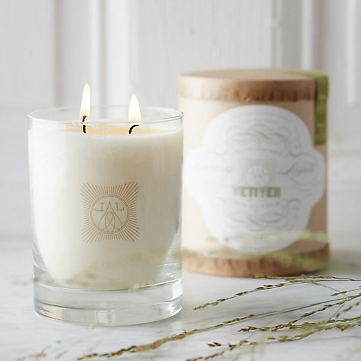 Linnea's Lights Candle, Vetiver