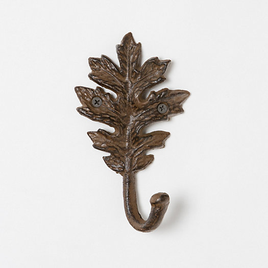 Oak Leaf Hook