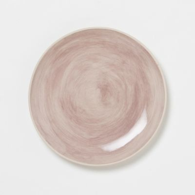 Color Washed Dinner Plate
