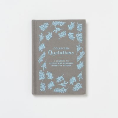 Quotations Journal