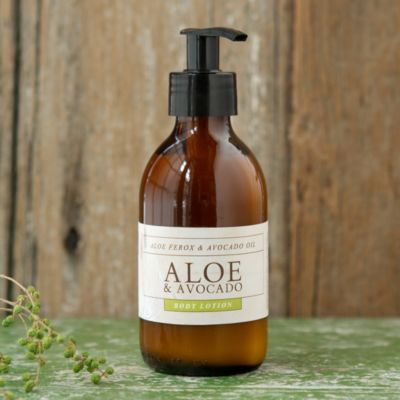Rain Africa Aloe & Avocado Lotion